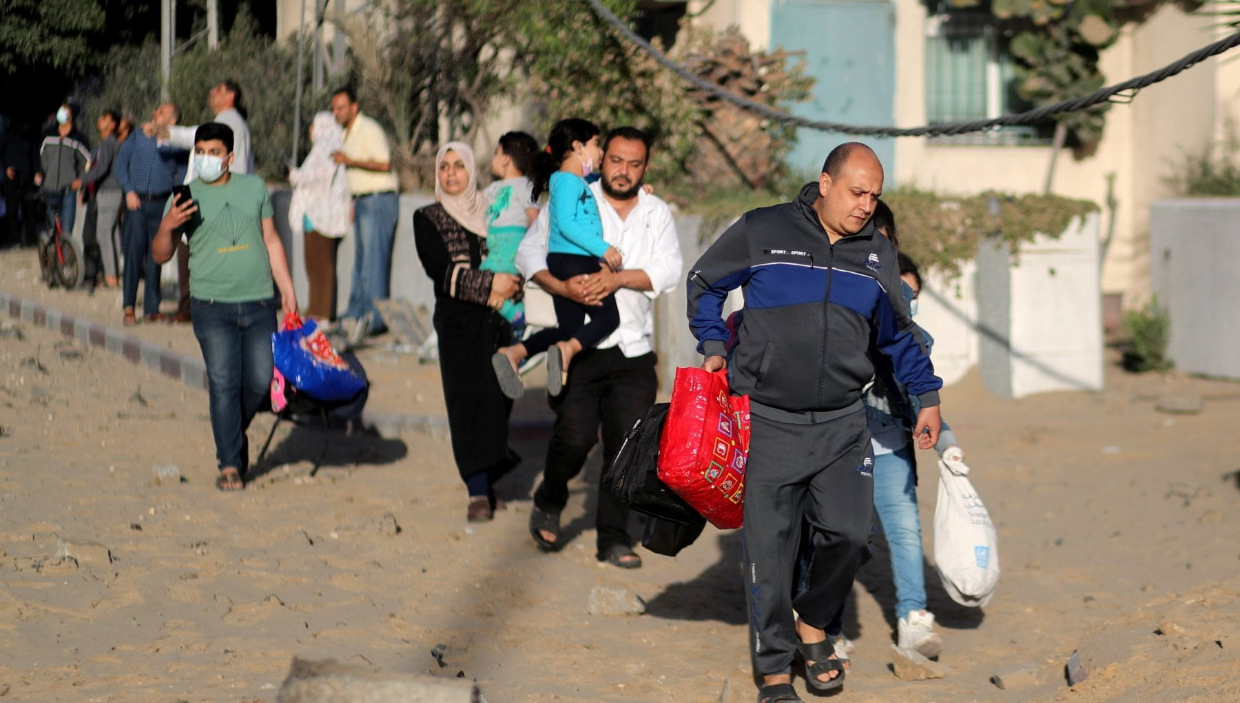 "155757238 3f41230d e0f6 4b18 8ea0 168a307779c0 - Gaza, l'Unicef denuncia la strage di bambini: ""Già 17 morti"""