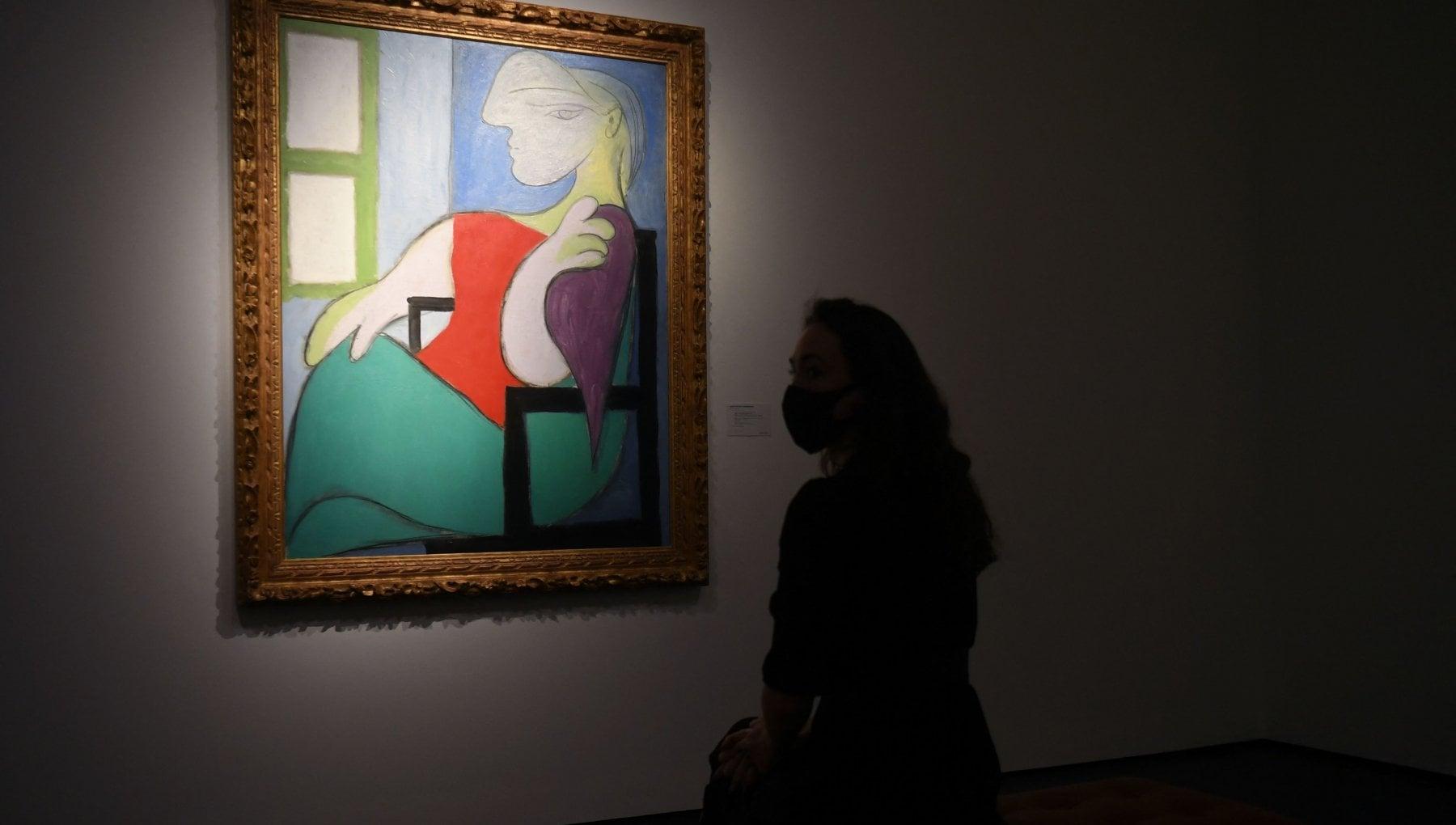 043236850 3c99e695 418f 4992 9657 22b428268da5 - Stati Uniti, a New York quadro di Picasso battuto all'asta per 103 milioni di dollari