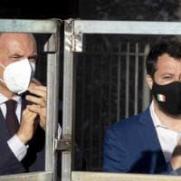 """Letta: """"Se Salvini dice no a riforme, esca dal governo"""".  Conte: """"Alleanza M5S-Pd-Leu..."""