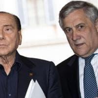 """Centrodestra, Tajani: """"Meloni candidata premier? Pensiamo a vincere le elezioni, si..."""