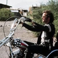 """All'asta, con giallo, la motocicletta di """"Easy Rider"""""""