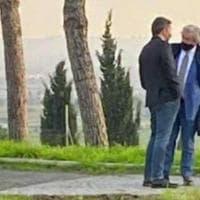 """Caso Mancini, Conte: """"Non era un mio uomo, ho lavorato con gli 007 nell'ambito del mio..."""