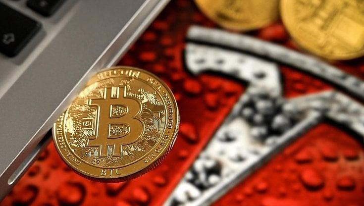 la rotazione della rotella bitcoin