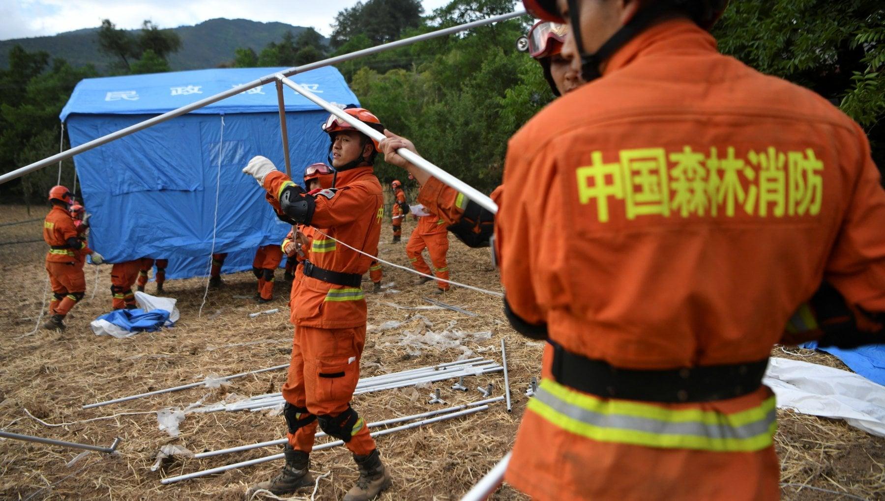 072001156 e86da549 b6d9 4246 b356 32ef62d54967 - Cina: terremoto a Qinghai e Yunnan, decine di migliaia evacuati, 3 morti e 27 feriti