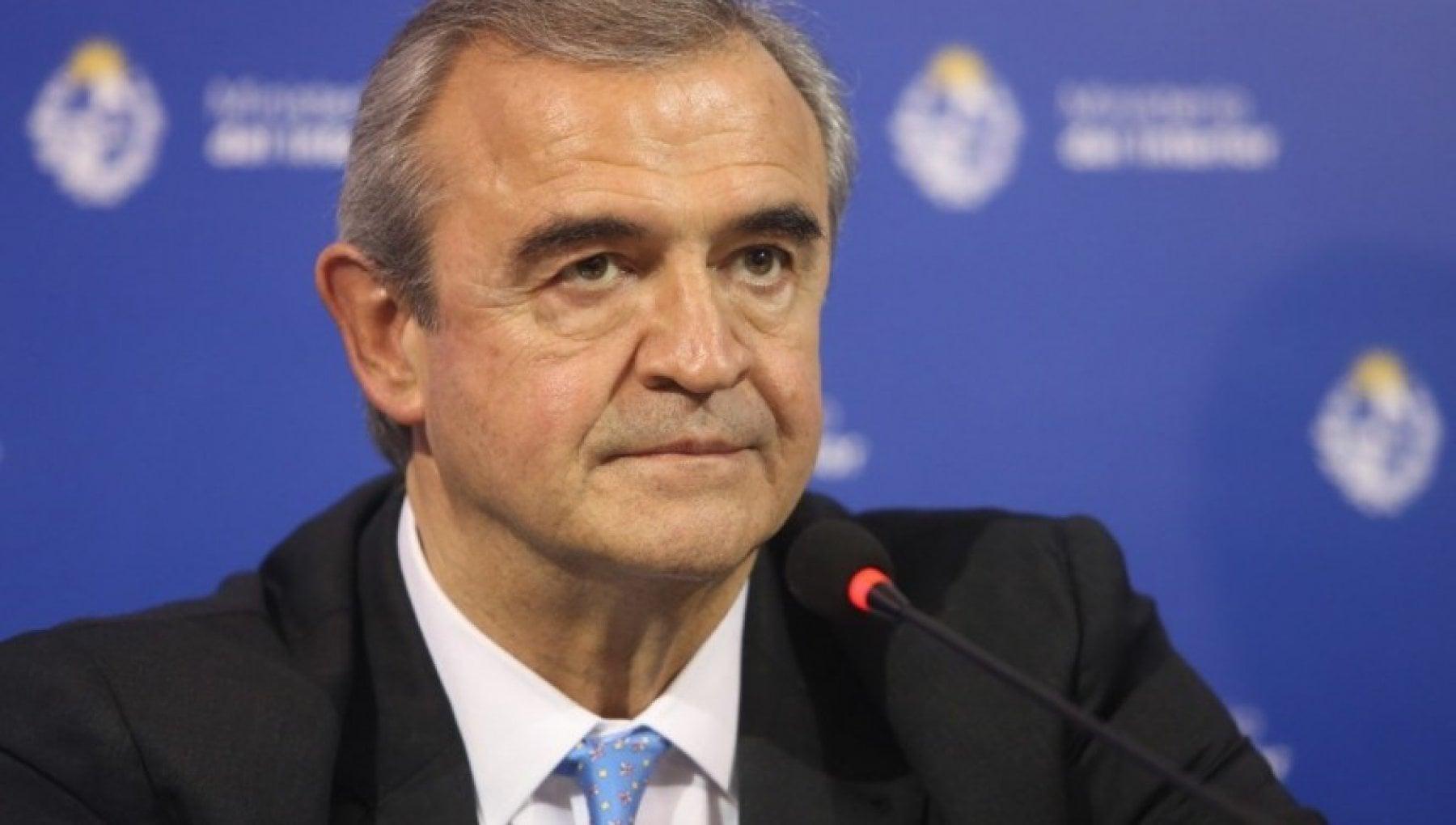 052439975 03ca4886 658e 4348 81ef 3831324ed599 - Uruguay: morto d'infarto il ministro dell'Interno Larrañaga