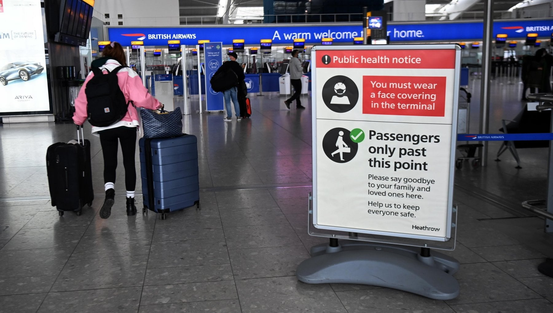 112956290 7df38f76 a279 4dec a650 16ac68784008 - La Gran Bretagna inaugura il visto digitale all'americana per studio, turismo e lavoro