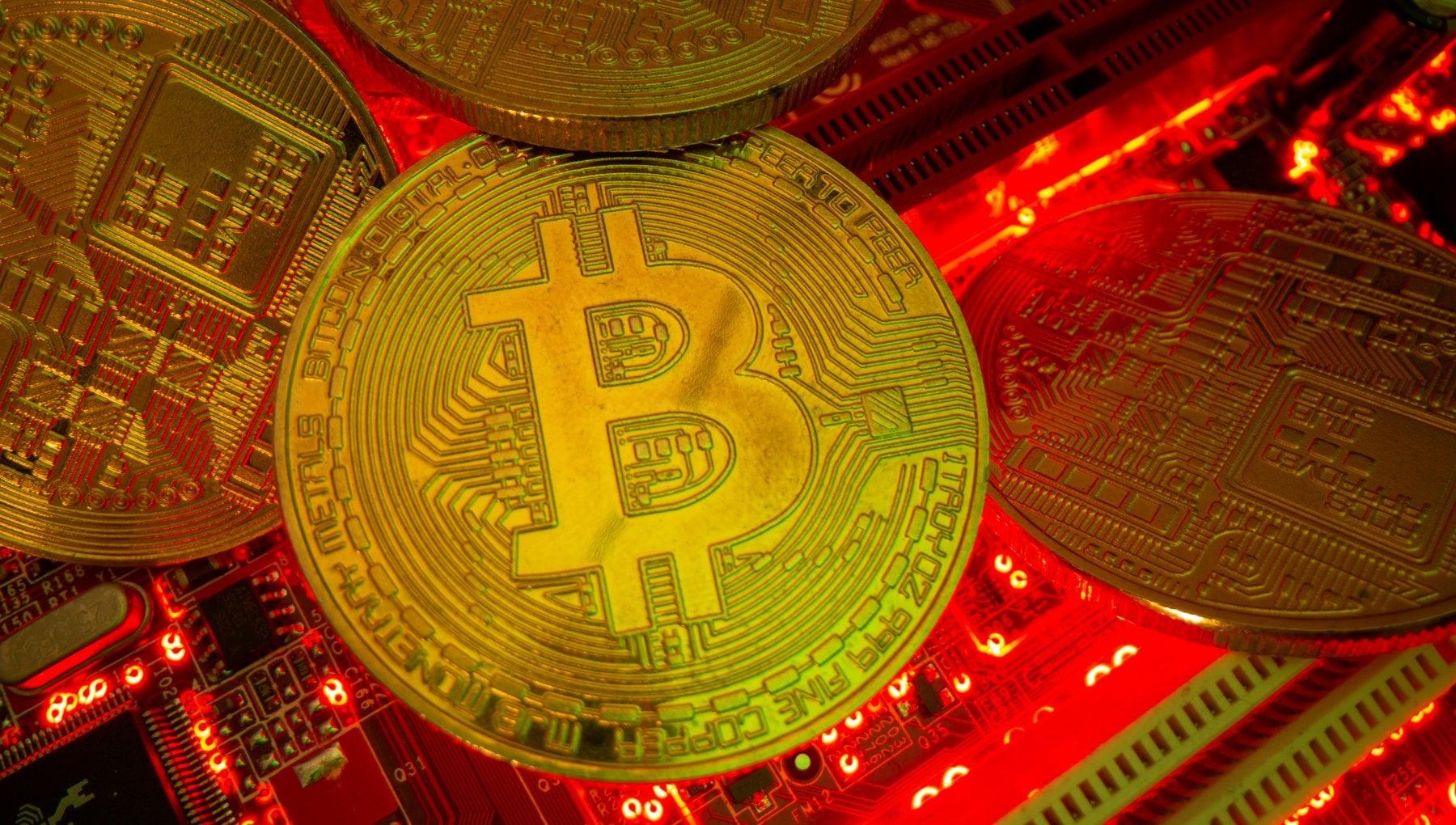 crollo bitcoin 18 aprile 2021 corso blockchain gratis