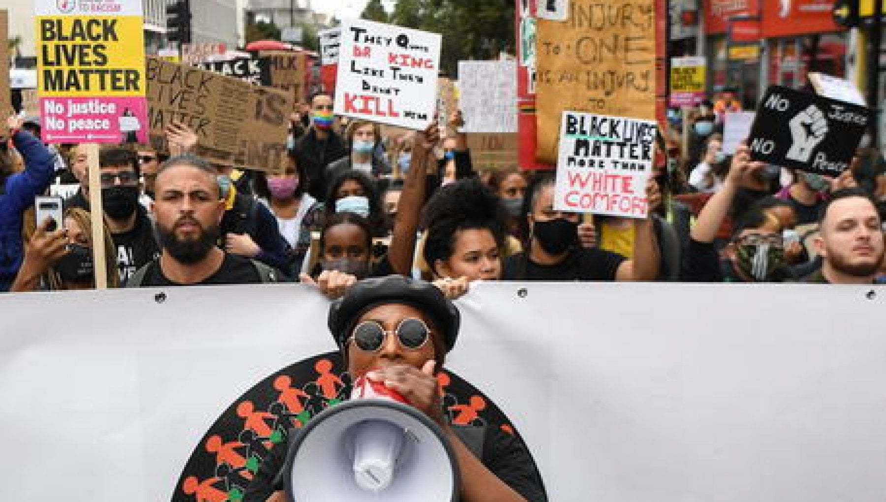 002521701 dba273ff 7e5a 4834 8304 7243b414e117 - Londra, ferita a colpi d'arma da fuoco la leader inglese del movimento Black Lives Matter: è grave