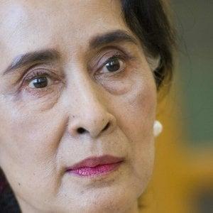 092354183 1e06ac5e 0c26 4bac af8a 1fc19429e42c - Myanmar, Aung San Suu Kyi incriminata per corruzione
