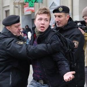 """110345156 769182cc b99e 4829 9843 27126ad9decc - Bielorussia, Tikhanovskaja: """"Il regime di Lukashenko è un pericolo per il mondo intero"""""""