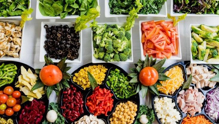 """Dieta classica o vegana? L'app aiuta a scegliere per la salute e l'ambiente"""