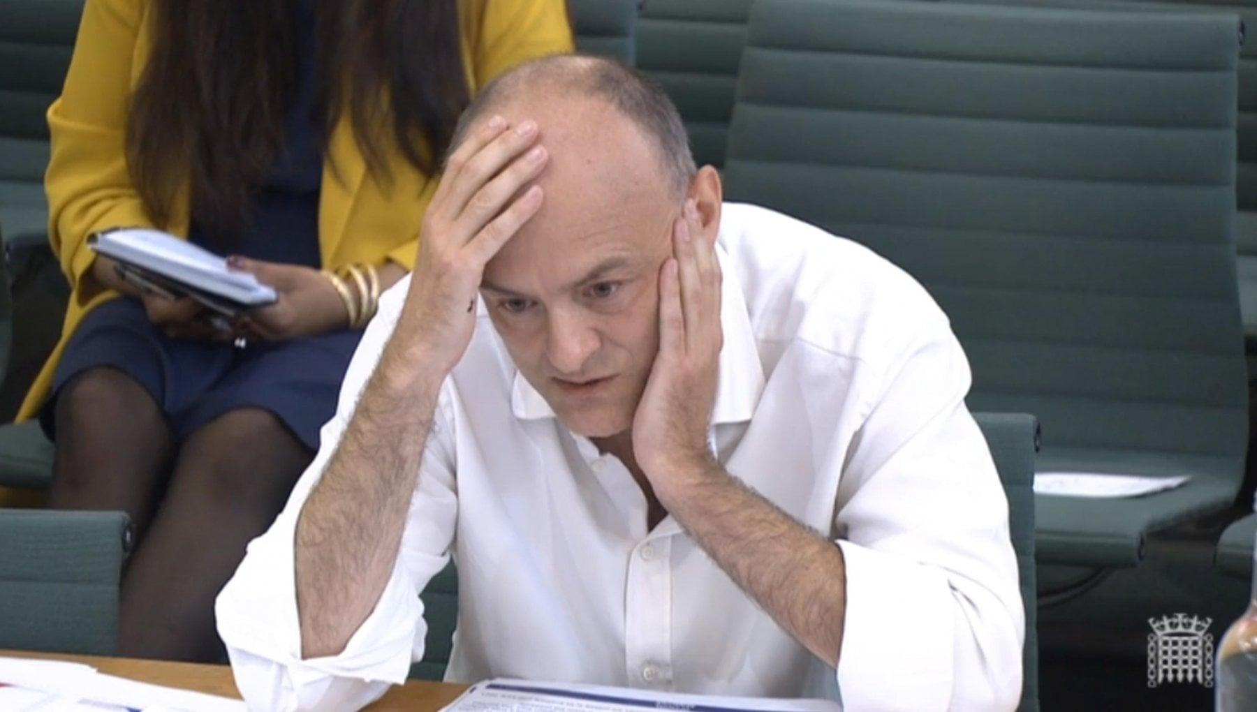 """184731719 289af4b7 83b9 4b83 83f8 4257697d715d - Regno Unito, la vendetta di Cummings contro Johnson: """"Boris inadatto a governare, un caos la sua gestione del Covid"""""""