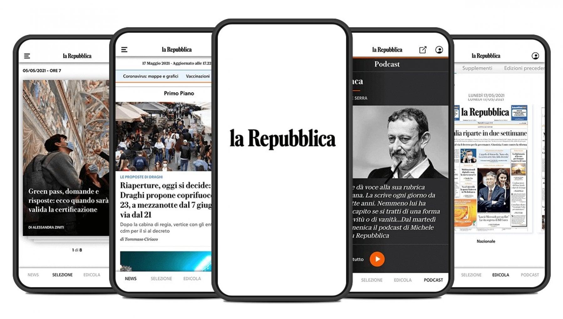 200346146 417ee782 cf6d 4c81 8632 d3c844d74c8c - La app di Repubblica si rinnova per voi