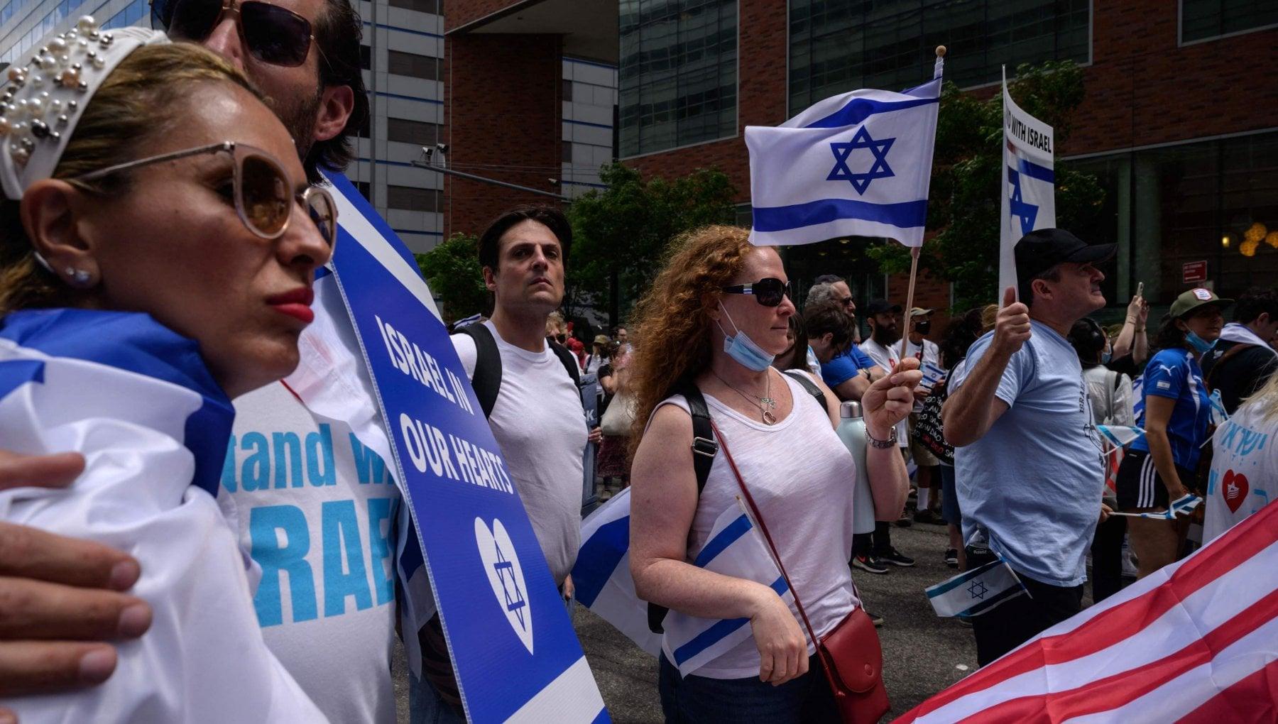 """204747802 b6b89939 ae43 423d 953a c2311dd0a484 - Attacchi antisemiti, allarme negli Usa. Biden: """"Devono cessare"""""""