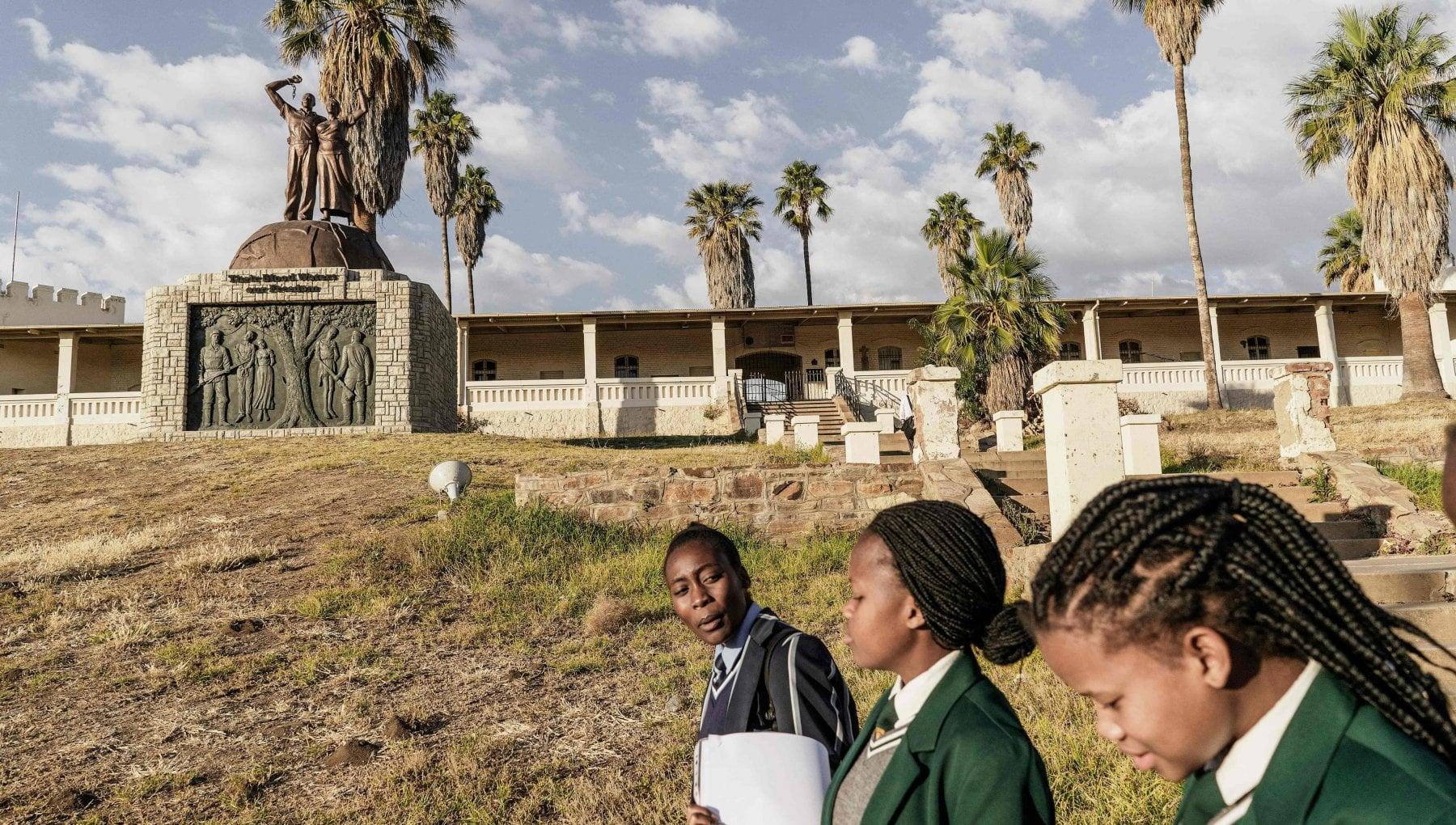 133351995 3f5a0a7f d09f 439e 918a b895b5d20c1a - Namibia, la Germania riconosce il genocidio di Nama ed Herero
