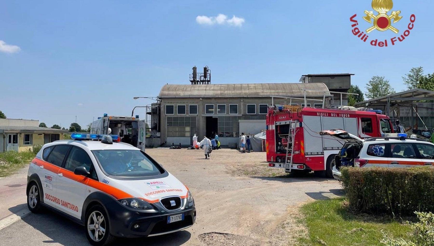 """210847008 4363c498 a133 4027 b1e2 6a624185b6dd - Pavia, due operai muoiono soffocati dal gas: """"Non avevano la maschera di sicurezza"""""""