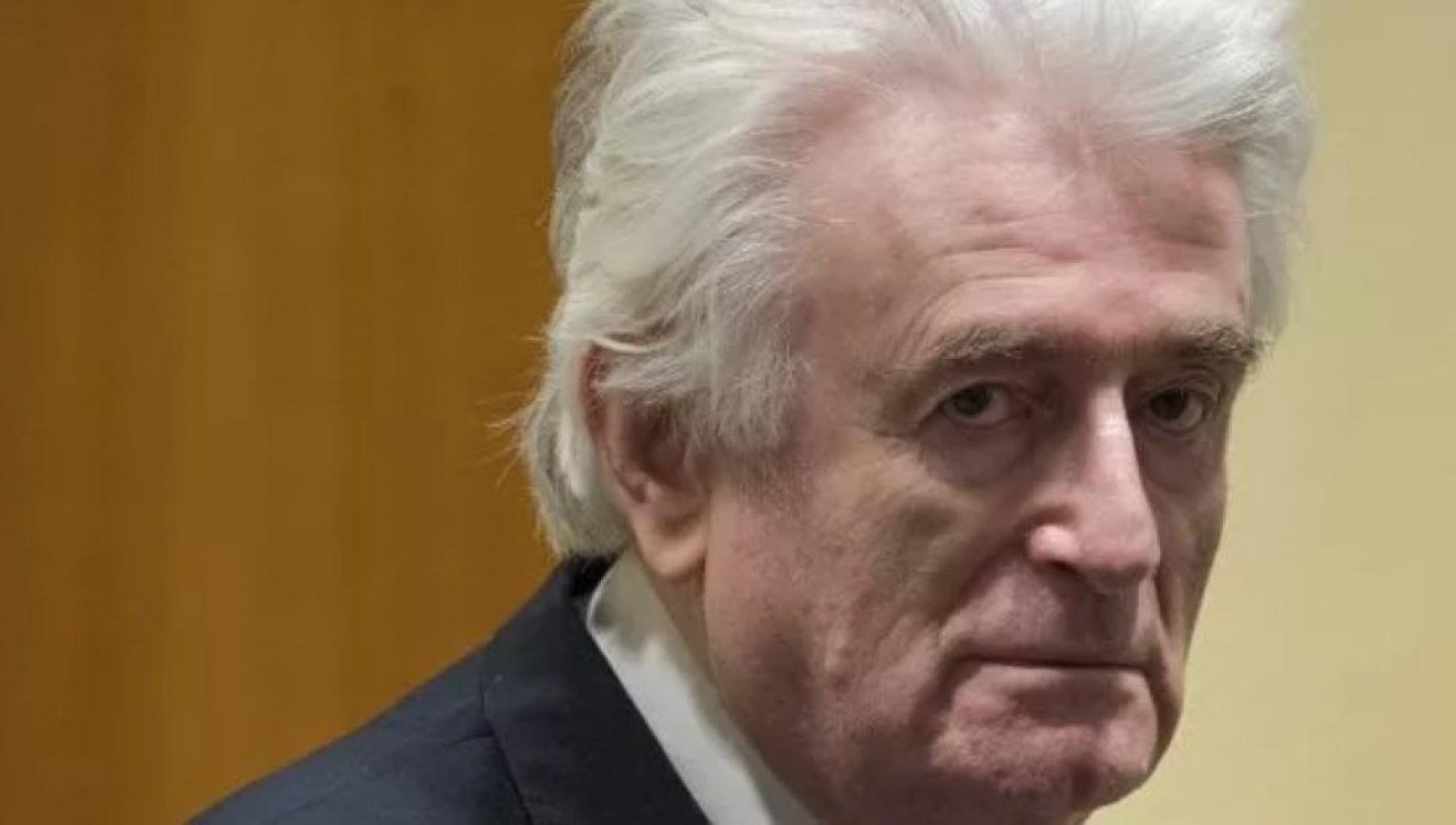 114457955 0ebfc2fa 79bc 4b33 8632 8b59c9c0f61a - Karadzic, il boia di Srebrenica, trasferito sull'isola di Wight