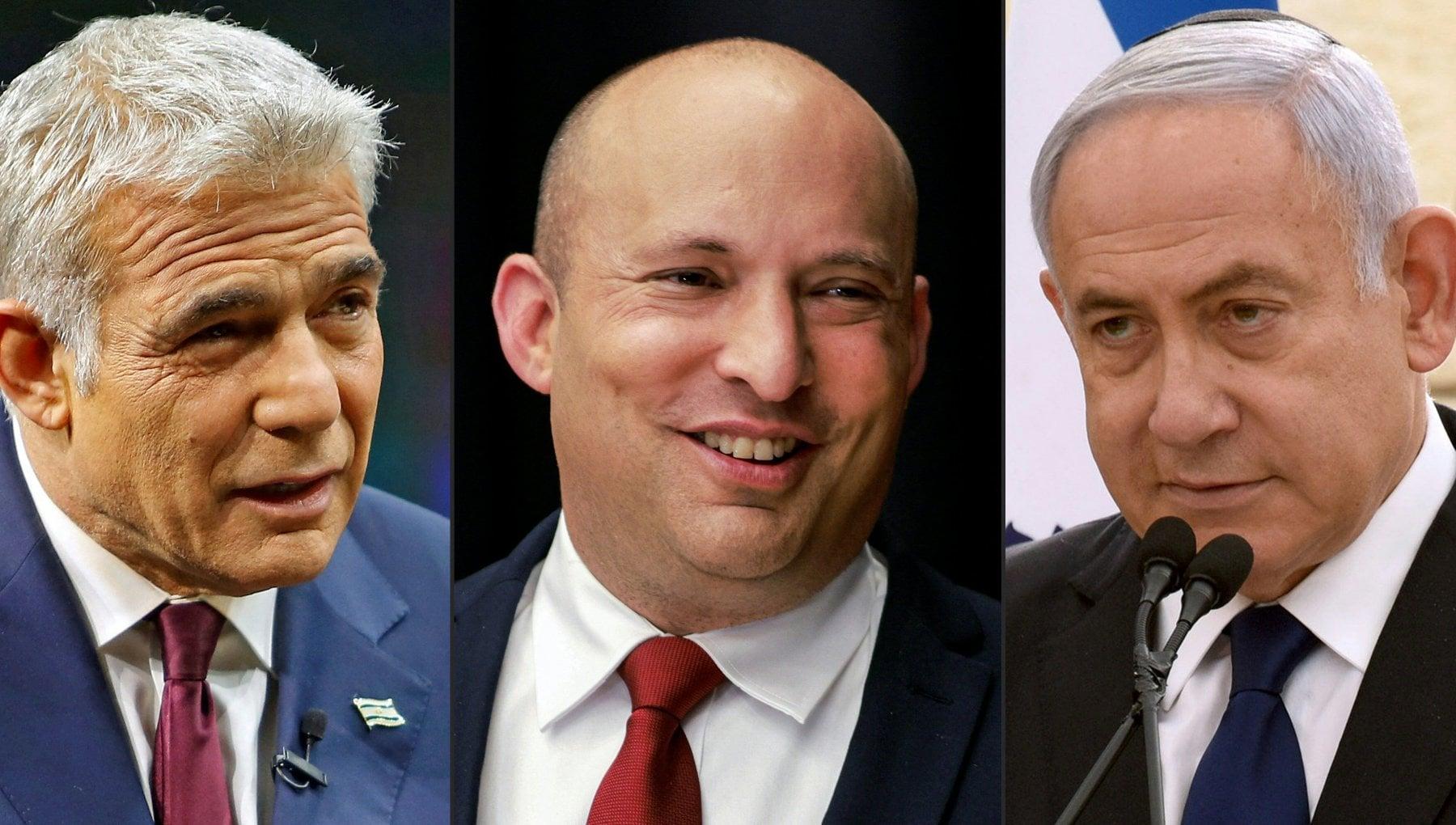 102557887 b96824c7 0b05 4580 881a 8222e6a9d50f - Israele verso la Grande coalizione anti-Netanyahu
