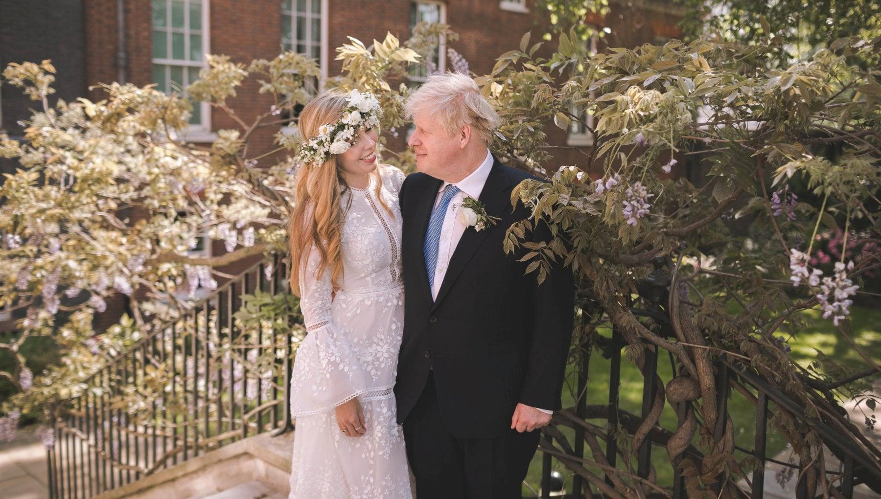 151657432 ea12ba13 50f1 44cd 8d47 f3ed4bc90e06 - Londra, terze nozze in segreto per Boris Johnson. Con rito cattolico