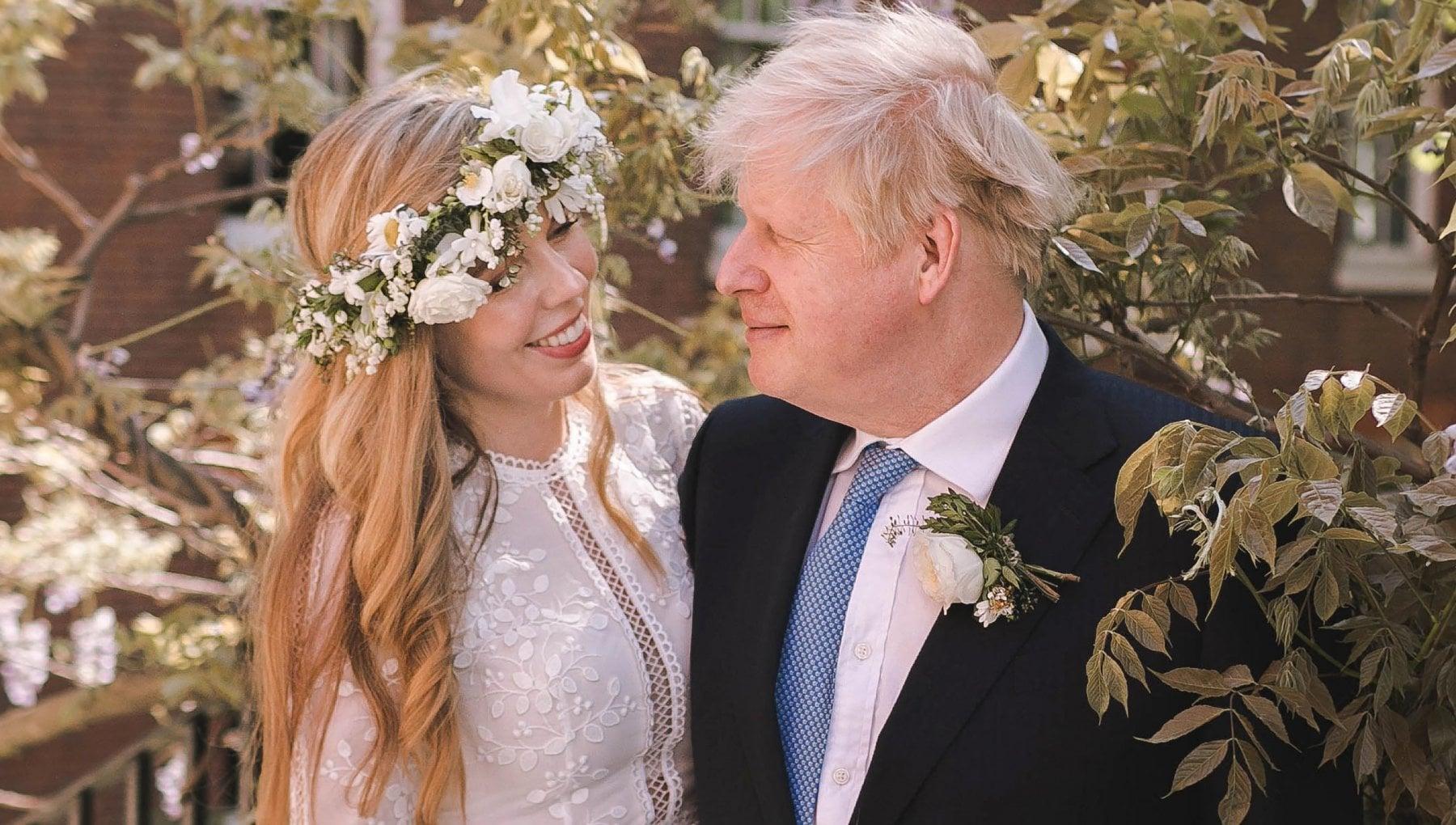 160136023 c263a650 25b6 4063 a138 37f0104a9bed - Chi è Carrie Symonds, la terza moglie di Boris Johnson