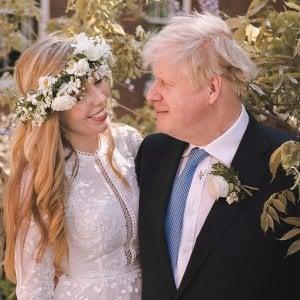 160136547 c1691a85 10fb 45ef aa8f cd541f5ed4dd - Regno Unito, Boris Johnson e Carrie Symonds aspettano il secondo figlio