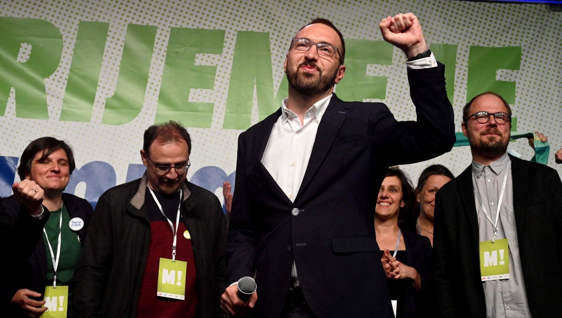 103751550 56baae98 394a 4ab8 8c83 ca6c19456384 - Croazia, la svolta verde di Zagabria: Tomasevic nuovo sindaco della capitale