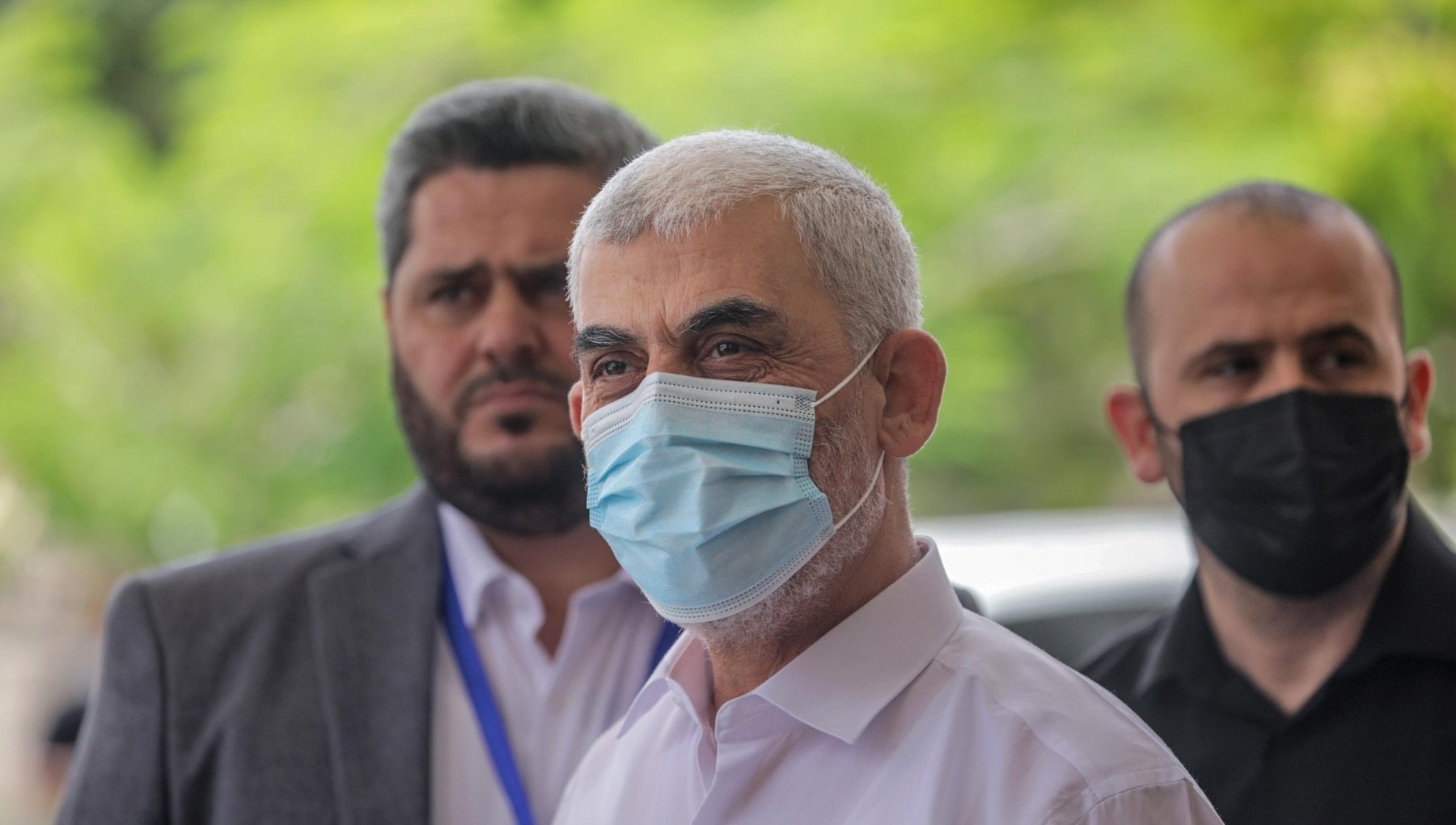 172410559 566a55fc 9627 4b57 80ea e5a5a6989f56 - Il leader di Hamas pronto a negoziare con Israele per consegnare i prigionieri a Gaza