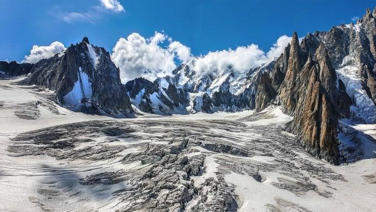 I ghiacciai della Groenlandia sono pieni di mercurio. E si stanno sciogliendo