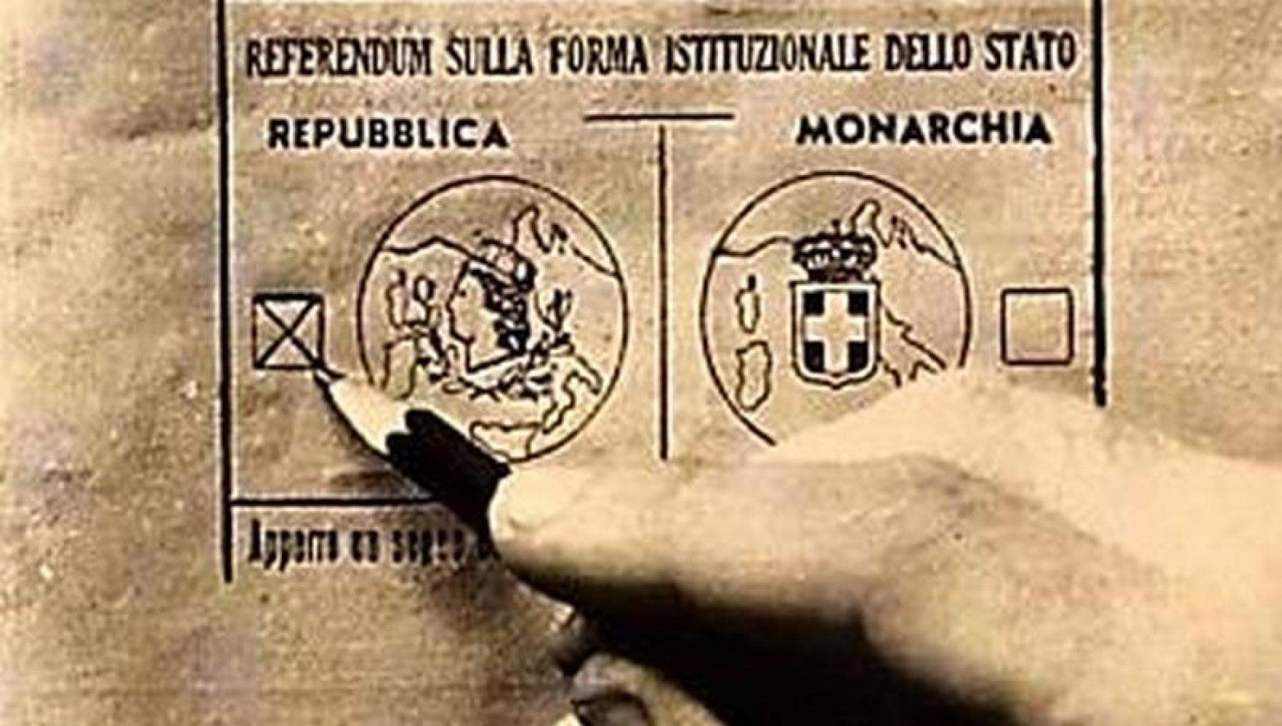 2 giugno 1946. Il primo giorno della Repubblica - la Repubblica