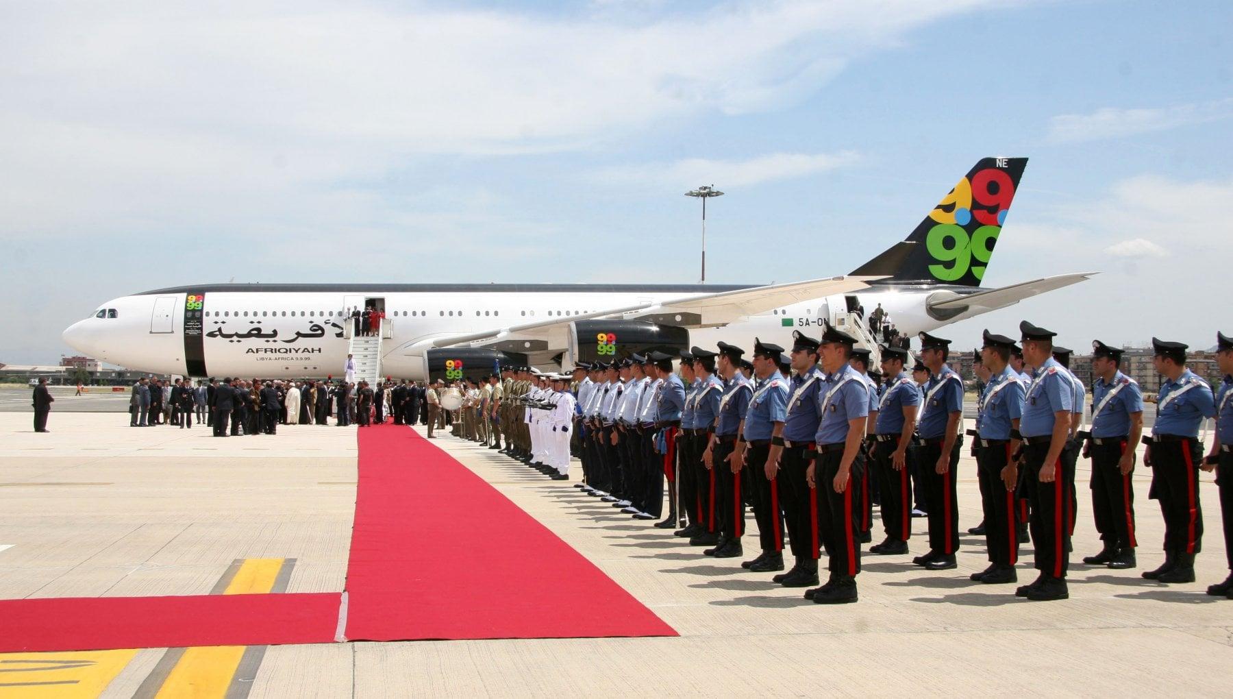 192627044 13ef7294 f24d 4117 809a 801441240a41 - Francia, ora l'aereo di Gheddafi può tornare in Libia