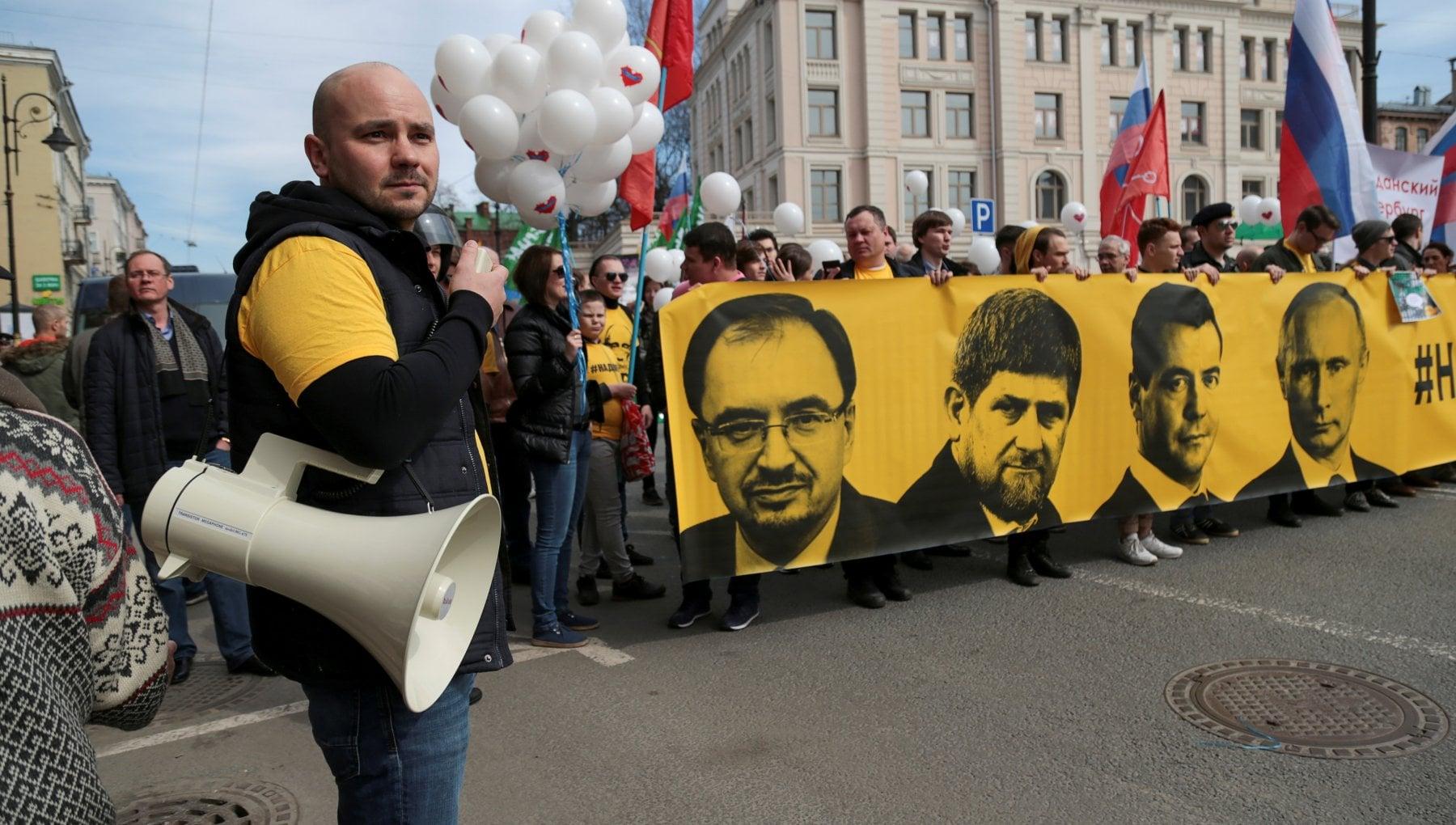 213751359 b7dcb885 e621 4c65 9639 4af14f23cb90 - Russia, Putin copia il metodo Lukashenko: dissidente arrestato sull'aereo
