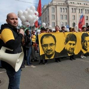 """213751710 08f3ee66 010c 4770 8ed7 a4d26f9447bd - Bielorussia, in tv nuova confessione forzata del dissidente Protasevich. """"Lodi"""" a Lukashenko"""