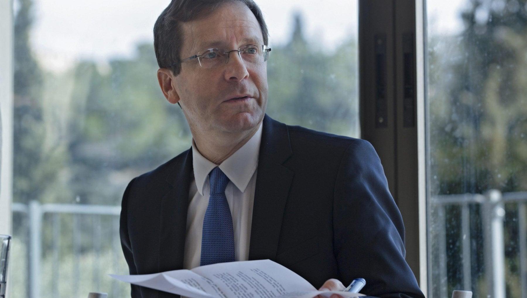 120136704 5b28d20a 8d84 47ff 97eb 569b5b5e3f49 - Israele, il laburista Herzog eletto nuovo presidente