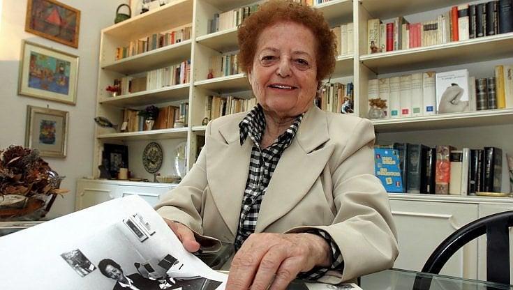 4 giugno 1944, Lia Levi. Il romanzo su Roma perduto nel cassetto - la  Repubblica
