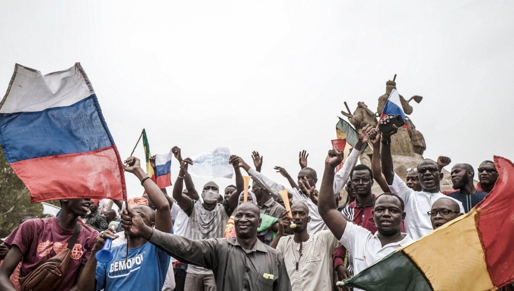"""213907105 408d3b14 4768 4830 a3e6 fb7b23466b1e - La mano del Cremlino sul Sahel. """"Punta al potere nella regione"""""""