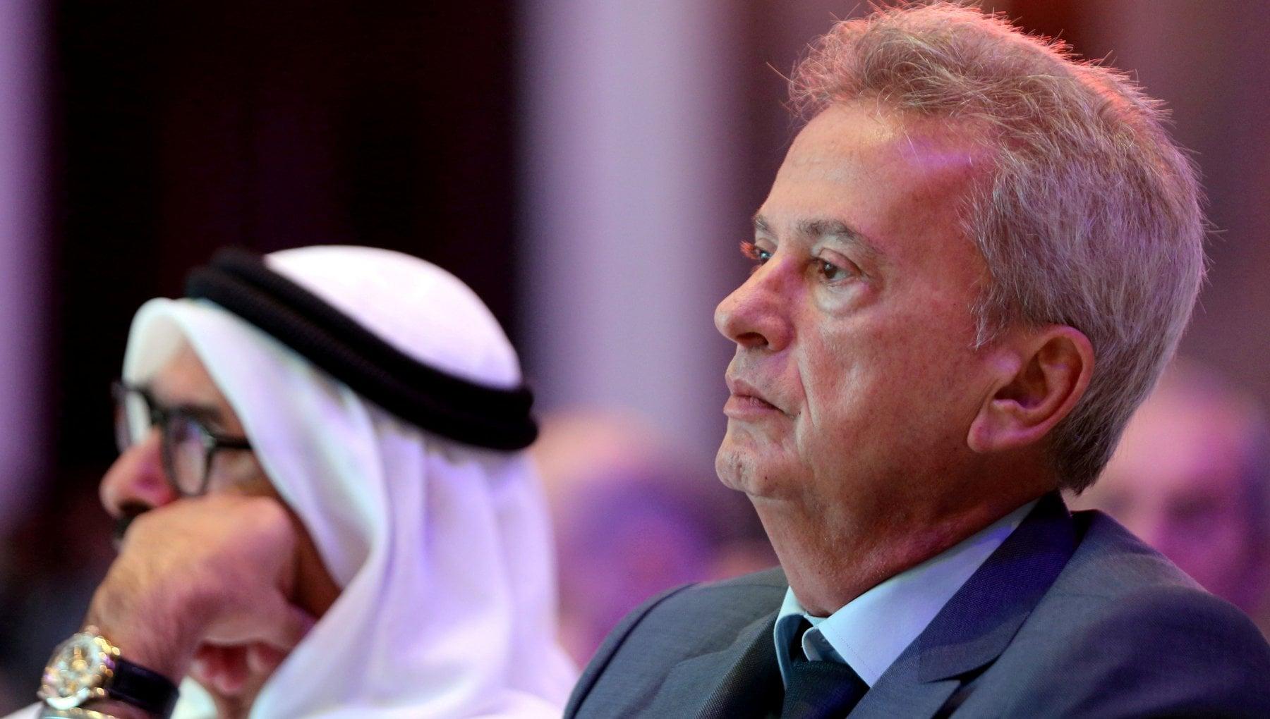 """160036851 9cafb812 7396 457b 8d8c aa83010ca2b3 - Svizzera e Francia, due inchieste contro Salameh: """"Il governatore della banca centrale libanese ha sottratto 2miliardi di dollari"""""""