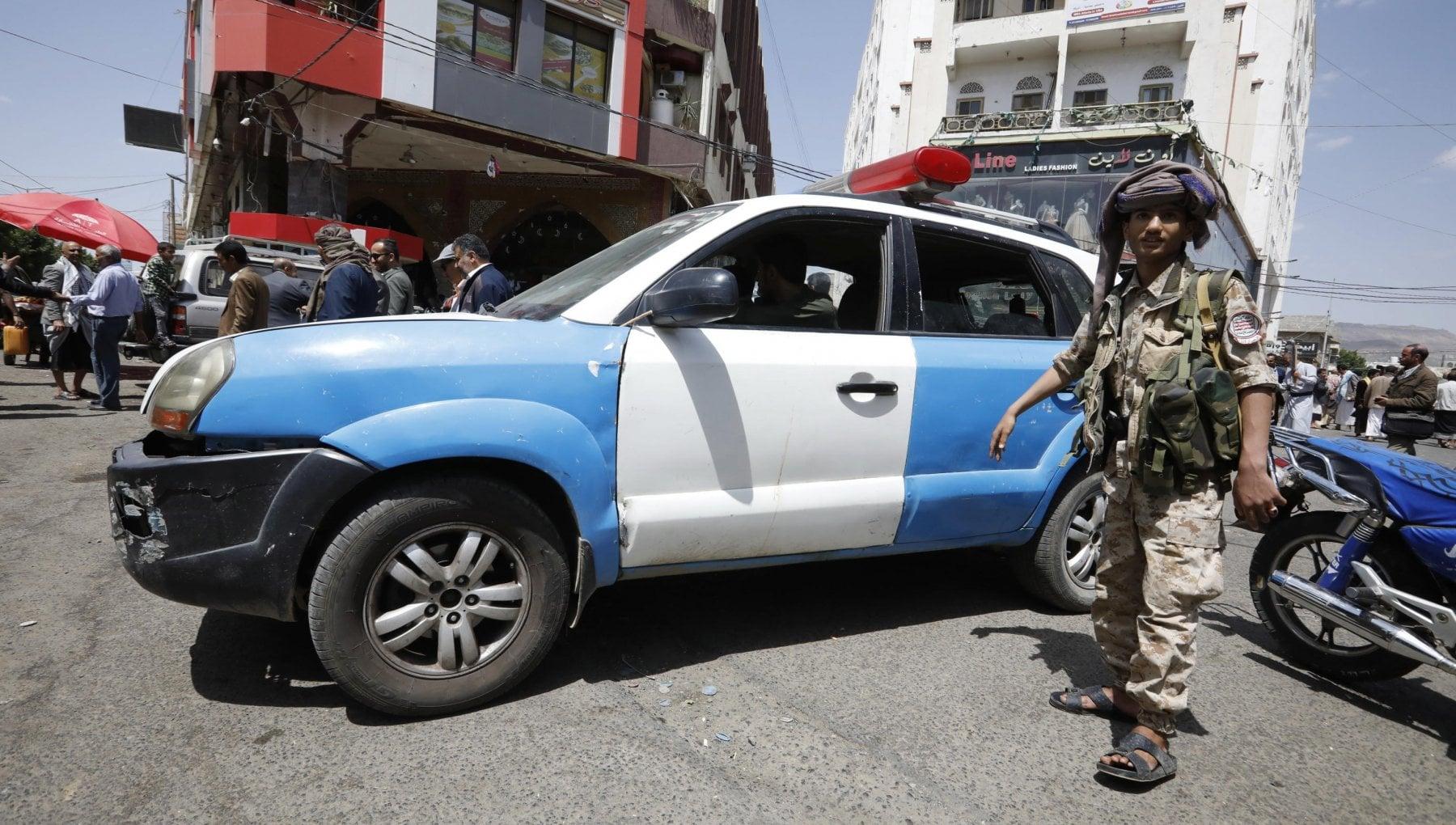 012549450 519ca4d1 2023 4e45 9cb4 86044166ff24 - Yemen: i ribelli chiedono un'indagine indipendente sulle morti civili in un attacco a una base militare