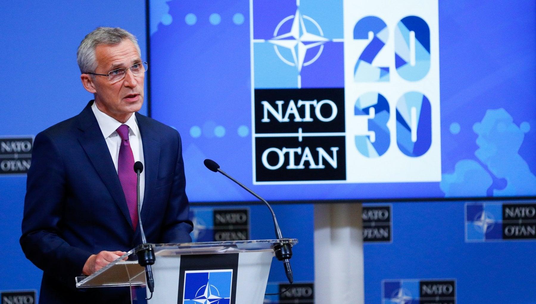 """160702773 cf25420d e4e8 456e a683 ce8a0dabdb59 - Jens Stoltenberg, segretario generale della Nato: """"Dall'alleanza tra Cina e Russia nuovi pericoli per l'Occidente"""""""