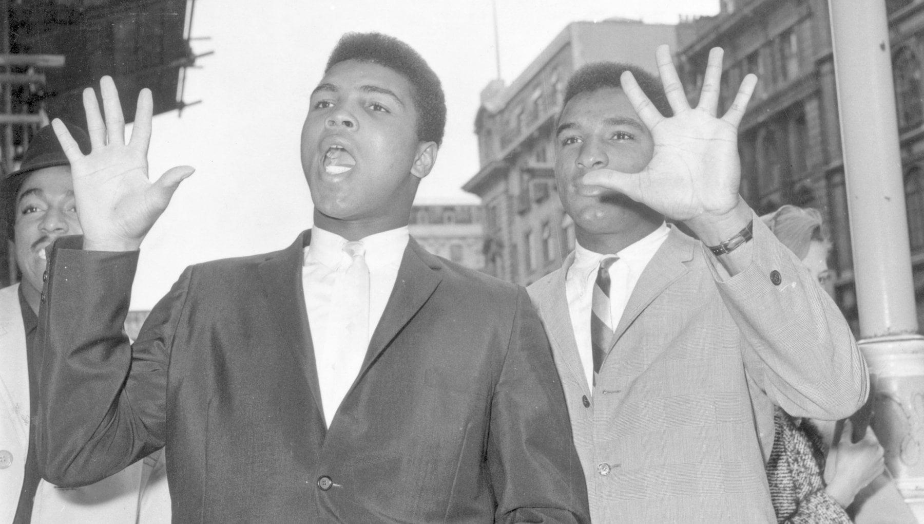 """162526329 37cde82a fa0e 4af6 aeb3 9900e8e86f54 - """"Muhammad Ali era il più grande sul ring, ma io con le ragazze. E a lui non andava giù"""""""