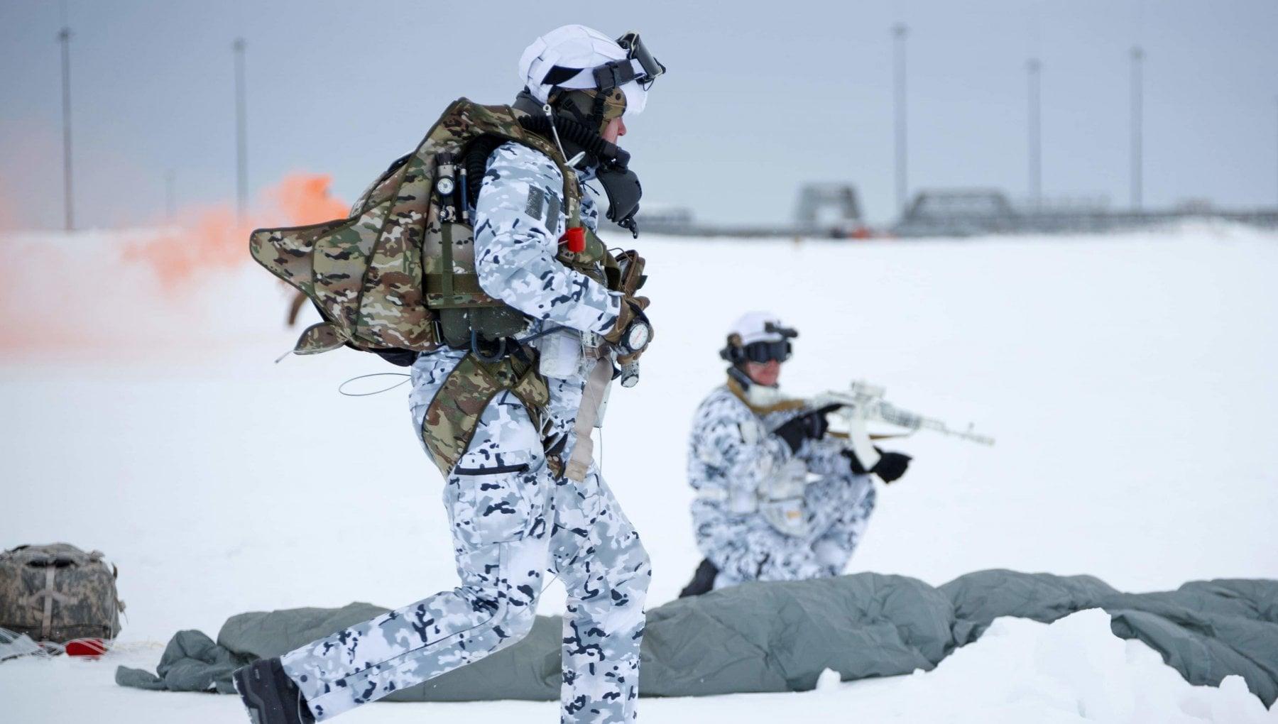 174101295 7844e34b d328 4fa4 8ff3 fa26fa7f99a6 - Winter Soldiers, ecco come si combatte per il tesoro dell'Artico