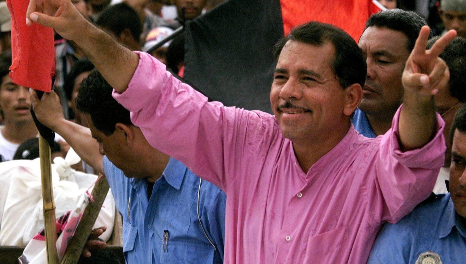 142122617 ba71d5b1 1505 4473 a619 e00c498b9bcb - Nicaragua, il presidente ex guerrigliero Ortega pensa alla rielezione e fa arrestare gli avversari