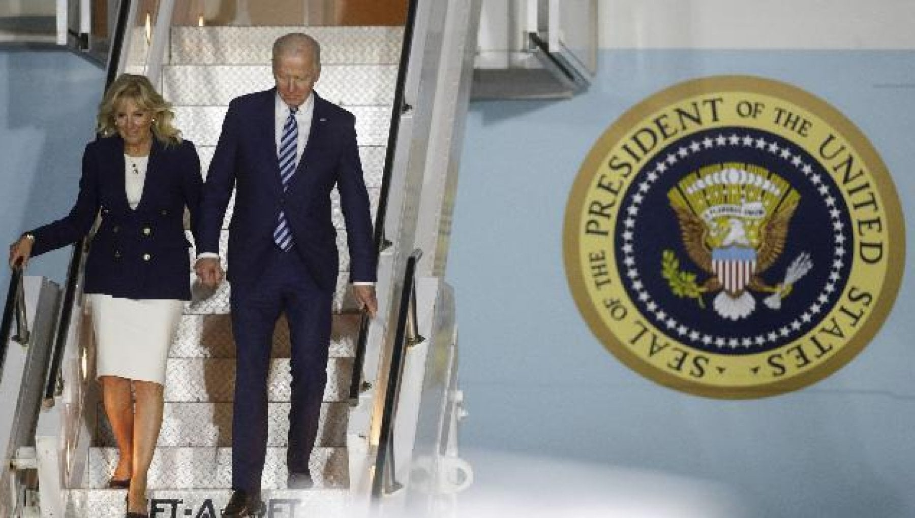 """111711651 826aedc8 f93b 4354 b6e6 d8db4900aa07 - Il viaggio """"storico"""" di Biden in Europa per rilanciare l'Occidente e le democrazie liberali"""