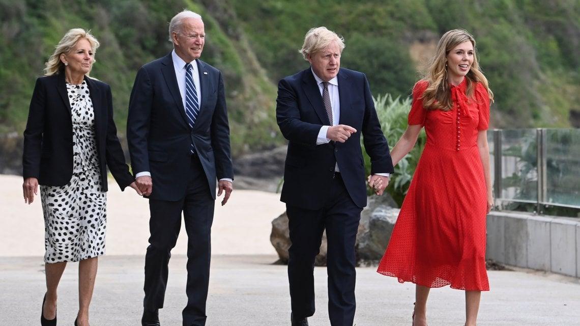 171305118 49bc181e a4f9 49b5 b325 05f2f1c7c1c3 - G7, al via l'incontro tra Johnson e Biden: i rapporti Regno Unito-Usa e la questione dell'Irlanda del Nord al centro dei colloqui
