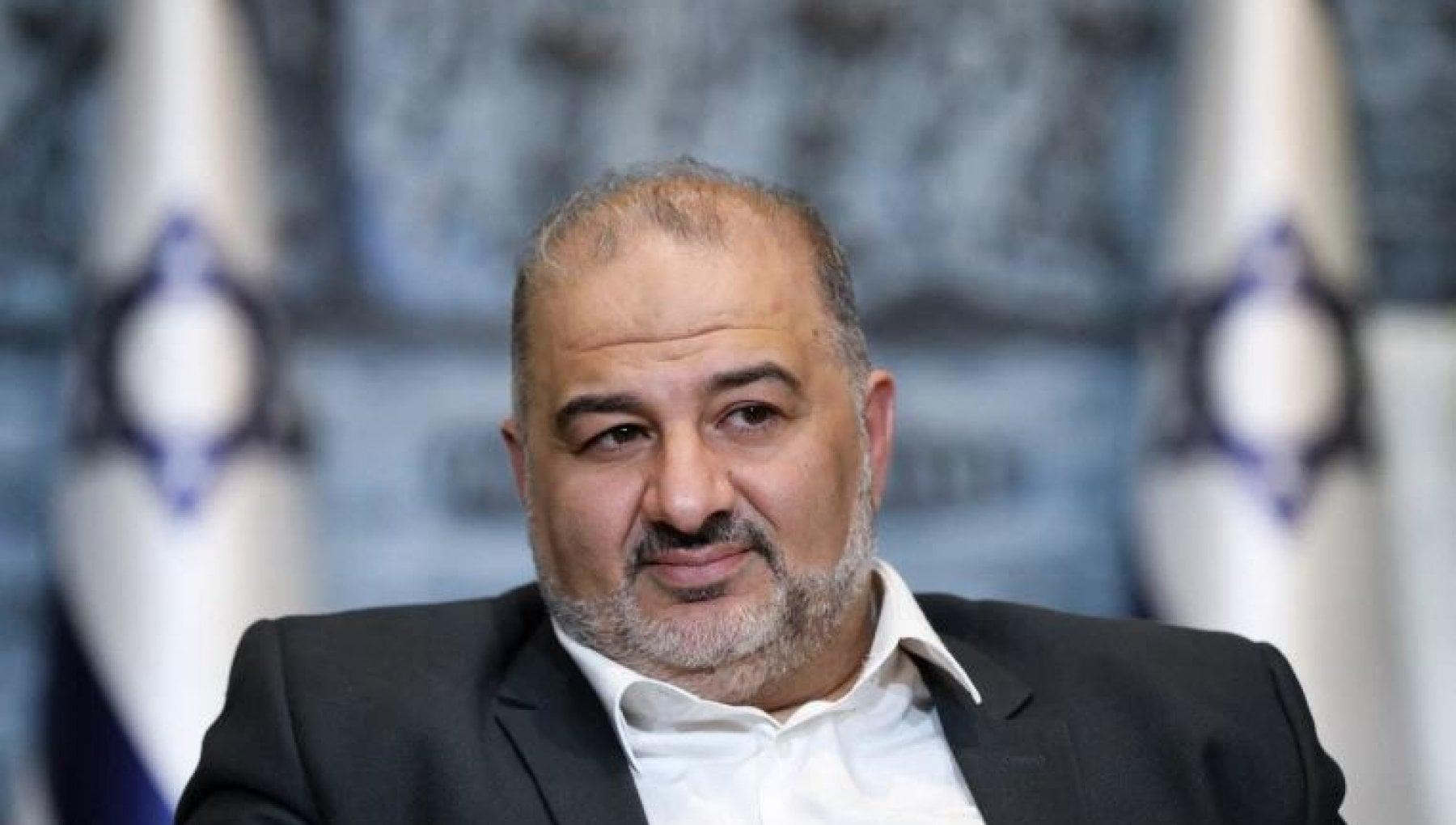 """214811427 fead0266 48c5 49e1 9a67 9a09b7e25ad0 - Mansour Abbas: """"Noi al governo in Israele ponte per la pace tra arabi ed ebrei"""""""
