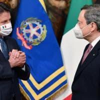 Il difficile rapporto tra Conte e Draghi: dalla Cina alla giustizia, il nuovo M5S dell'ex...