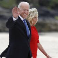 G7, Biden esorta gli alleati a contrastare uniti la Cina