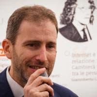 """M5S, Casaleggio: """"Sul doppio mandato Grillo è stato chiaro, Conte non ancora. Difficile..."""