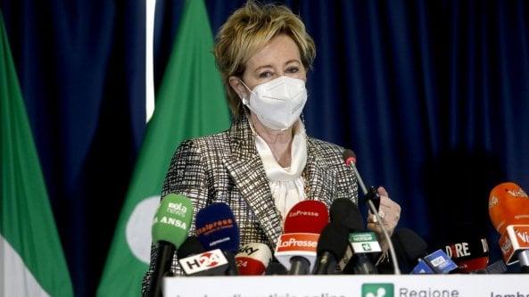 """Letizia Moratti: """"Giusto e necessario portare un pezzo della Rai a Milano"""""""