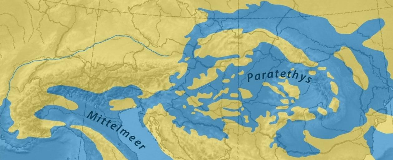 Il mega-lago scomparve a causa del clima