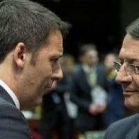 Meloni meglio di Renzi, Draghi più di Letta: ecco di chi si fidano gli elettori del Pd